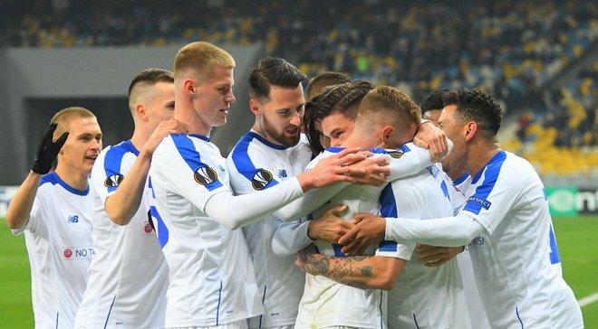 Клубний рейтинг УЄФА: Динамо піднялось у топ-20, Шахтар зберіг свою позицію
