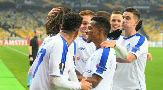 Таблиця коефіцієнтів УЄФА: Україна відпускає Бельгію у відрив та ставить під загрозу навіть 9 місце