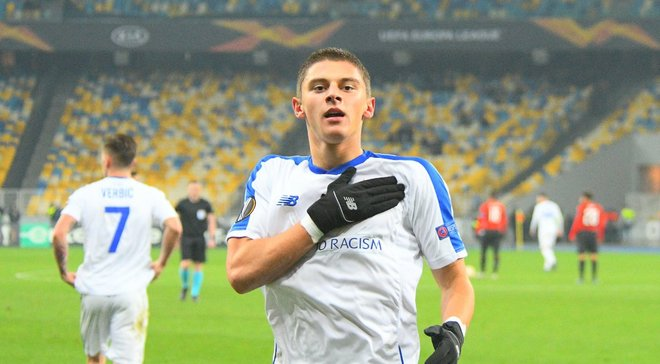 Миколенко продовжив контракт з Динамо