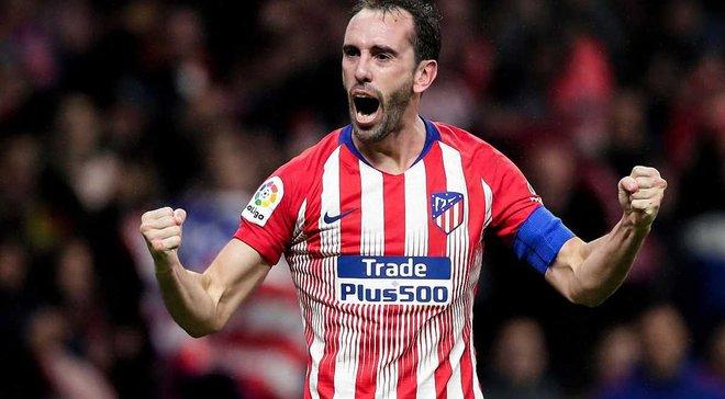 Годін вибув на 20 днів через травму – Атлетіко залишився без центральних захисників