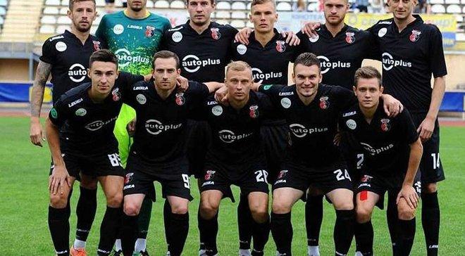 КДК ФФУ зарахував Вересу технічну поразку за 6 замін у матчі Другої ліги