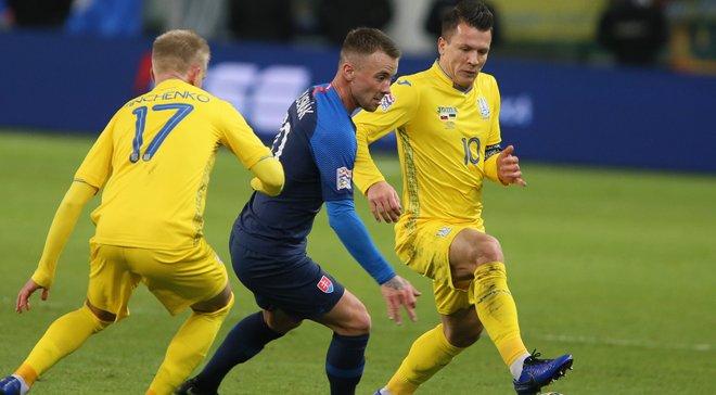 a614c0924d16 Словакия – Украина  Шевченко шокирует тактикой, Бойко и компания – детскими  провалами в матче