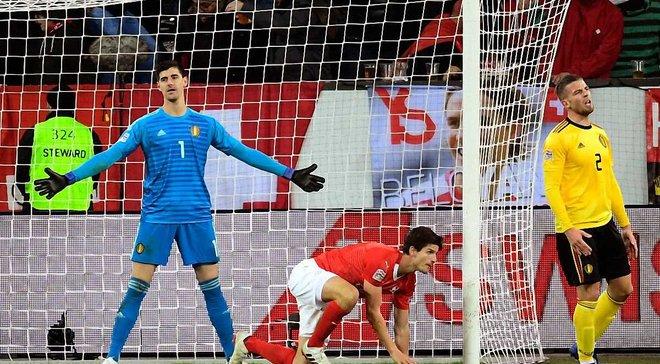 Швейцария – Бельгия – 5:2 – видео голов и обзор матча