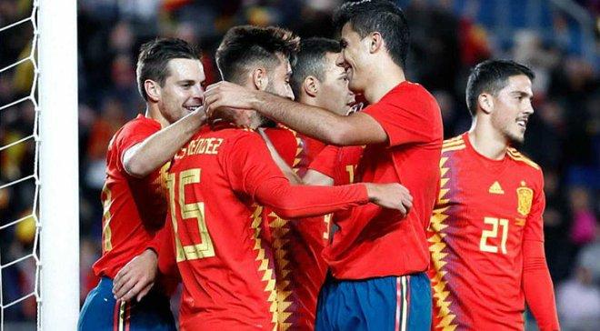 Испания – Босния и Герцеговина – 1:0 – видео гола и обзор матча