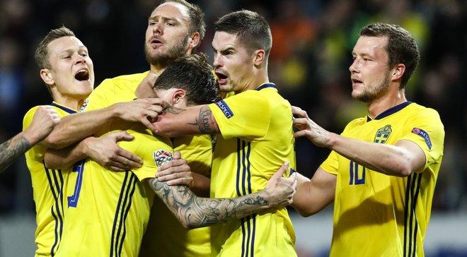 Швеция – Россия – 2:0 – видео голов и обзор матча