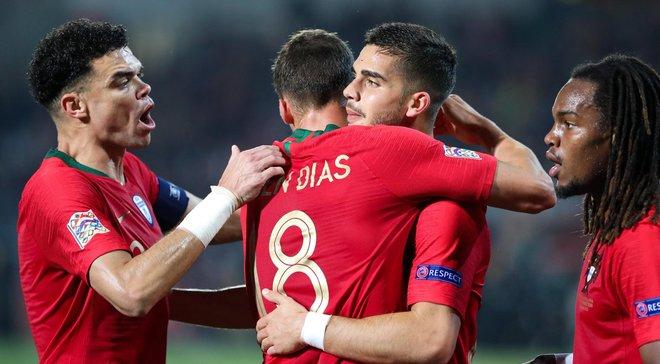 Лига наций: Польша официально оформила вылет в дивизион В, Сербия и Шотландия выиграли свои группы