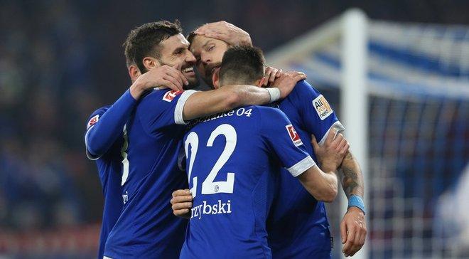 Шальке розгромив Нюрнберг у надрезультативному матчі: 12-й тур Бундесліги, матчі суботи