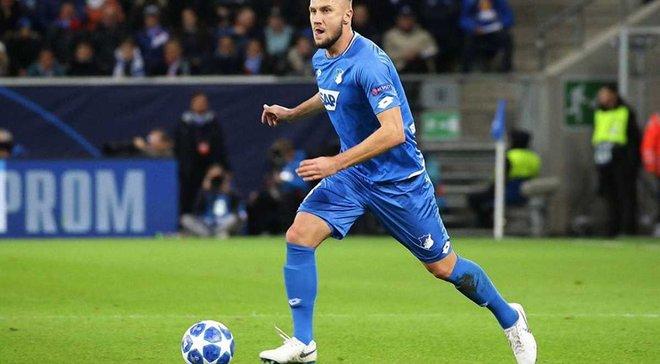 Защитник Хоффенхайма Бичакчич: Три очка в матче с Шахтером и Лига Европы – наша задача-минимум