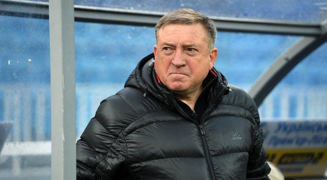 Всі гравці Арсенала-Київ пройшли перевірку детектором брехні, а Грозний відмовився, – Бурбас