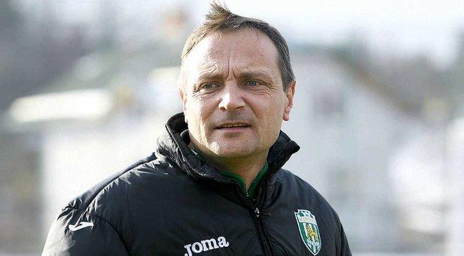 Бойчишин розповів про перше завдання на посаді тренера Карпат