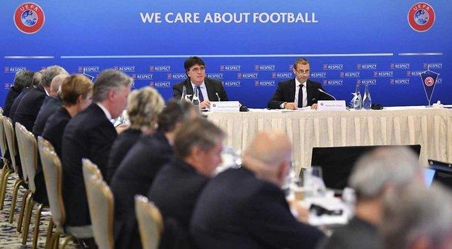 УЄФА офіційно затвердив формат третього єврокубка