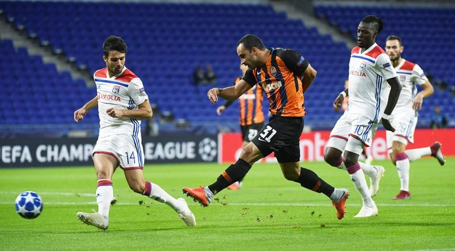 Шахтар – Ліон: в найближчі два дні УЄФА вирішить, де відбудеться матч Ліги чемпіонів
