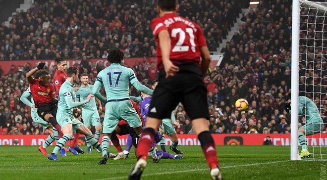 """Манчестер Юнайтед– Арсенал: втрачена перемога """"канонірів"""", божевільний геній Емері та провалений екзамен Моурінью"""