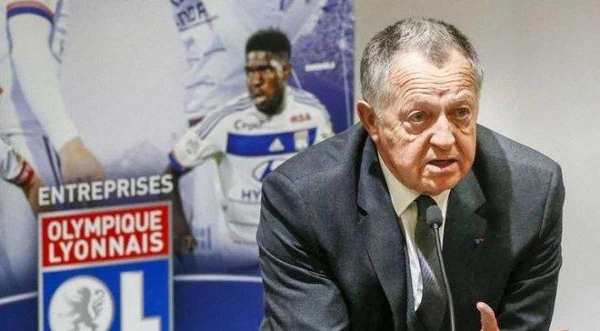 Президент Ліона: У 2014 році ми бачили перед стадіоном в Одесі танки, це не сприяло концентрації гравців