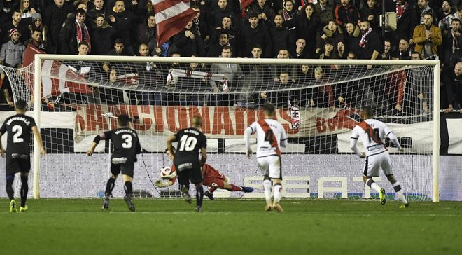 Українець Лунін відбив пенальті тастав героєм матчу Кубку Іспанії