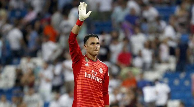 """Навас взимку хоче покинути Реал – """"вершкові"""" не відпустять гравця"""