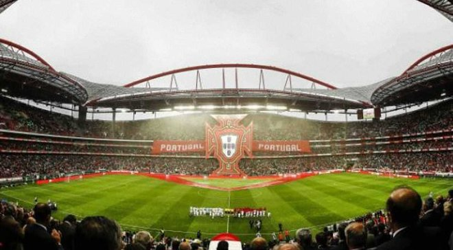 Португалія – Україна: матч відбудеться в Лісабоні