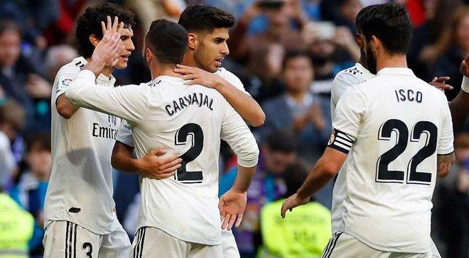 Реал не помітив Мелілью та вийшов у 1/8 Кубка Іспанії