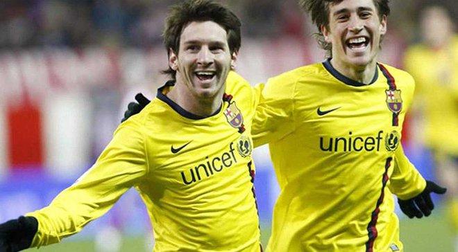 Кркіч: В Барселоні мене називали новим Мессі, але я вирішив покинути клуб