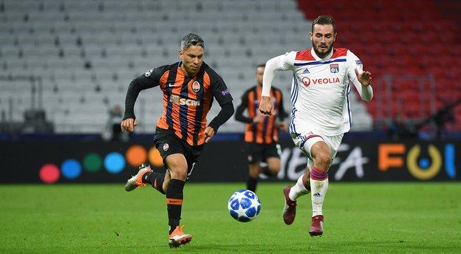 Матч Шахтар – Ліон не перенесли у Львів через відсутність на арені Goal-Line Technology, – Бурбас
