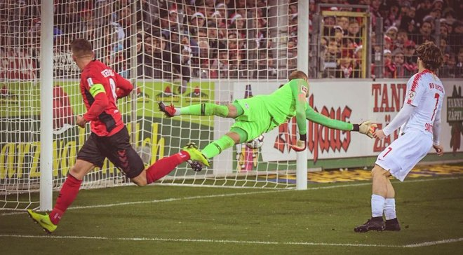 Фрайбург – РБ Лейпциг – 3:0 – видео голов и обзор матча