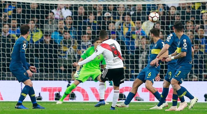 Реал и Манчестер Сити поведут борьбу за героя финала Кубка Либертадорес Кинтеро