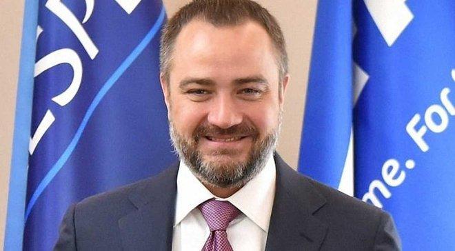 Павелко офіційно балотується у Виконком УЄФА