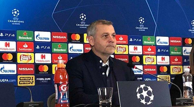 Шахтар – Ліон: передматчева прес-конференція Бруно Женезіо