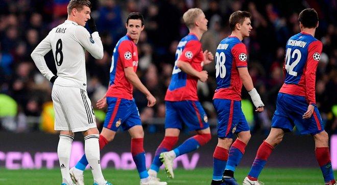 Реал впервые в истории еврокубков разгромно проиграл на Сантьяго Бернабеу