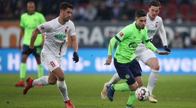 Футбол анонс матча ганновер- аугсбург