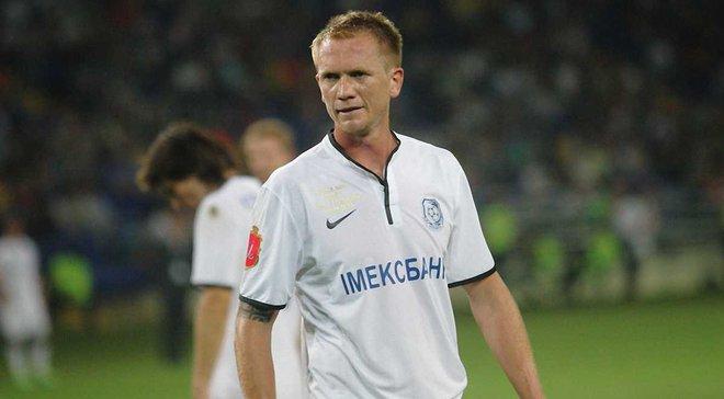 Діденко – про відхід з Чорноморця: Напевно, це рішення головного тренера