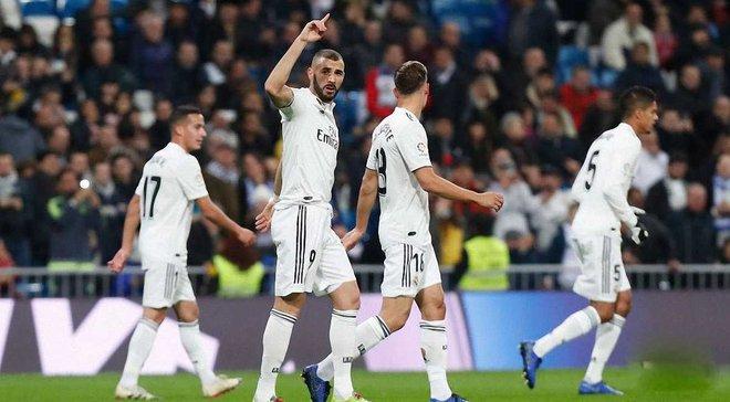 Реал Мадрид переміг Райо Вальєкано та піднявся на третє місце Прімери