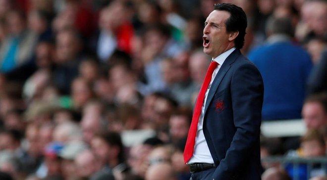 Емері оцінив становище Арсенала в АПЛ і розповів про цілі на сезон