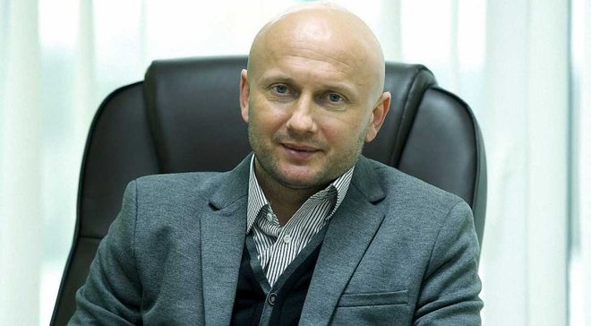 Вице-президент Карпат Смалийчук: В этом году я уже подавал в отставку