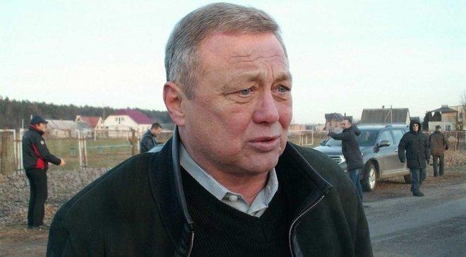 Український тренер очолив єреванський Локомотив