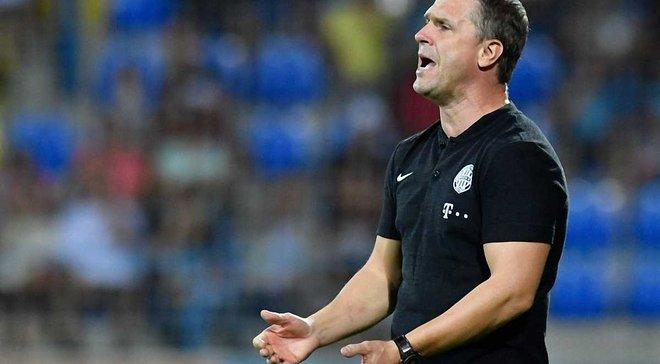 Ребров обвинил арбитра в поражении Ференцвароша главному конкуренту за чемпионство Венгрии