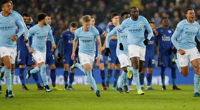 Лестер – Манчестер Сити: Зинченко попал в стартовый состав на матч 1/4 финала Кубка лиги