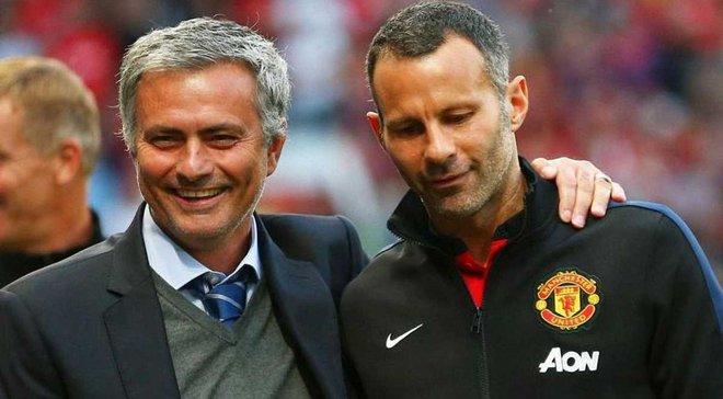 Гиггз покинул тренерский штаб Манчестер Юнайтед из-за Моуринью, – The Times