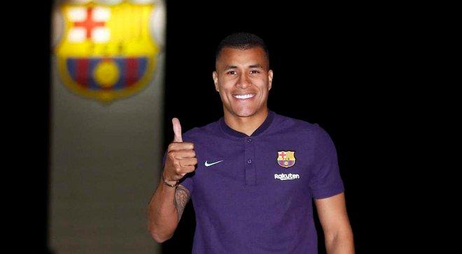 Мурильо эмоционально прокомментировал свой переход в Барселону