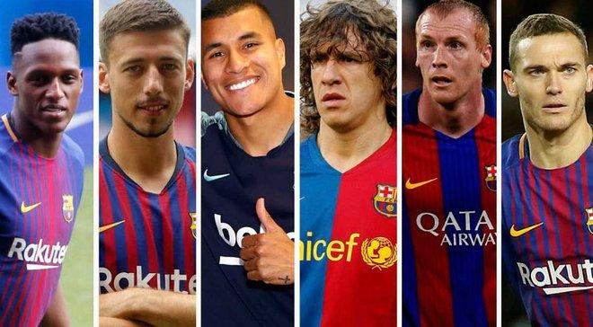 """Барселона в поисках """"нового Пуйоля"""" потратила более 100 млн евро – половины из тех игроков уже нет в клубе"""