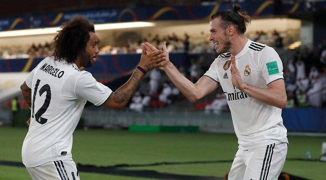 Реал Мадрид спокойно разобрался с Аль-Айном и в третий раз подряд выиграл Клубный чемпионат мира
