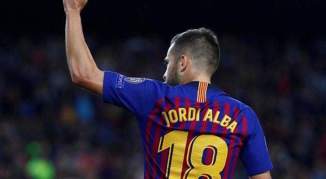 Альба близок к подписанию нового контракта с Барселоной
