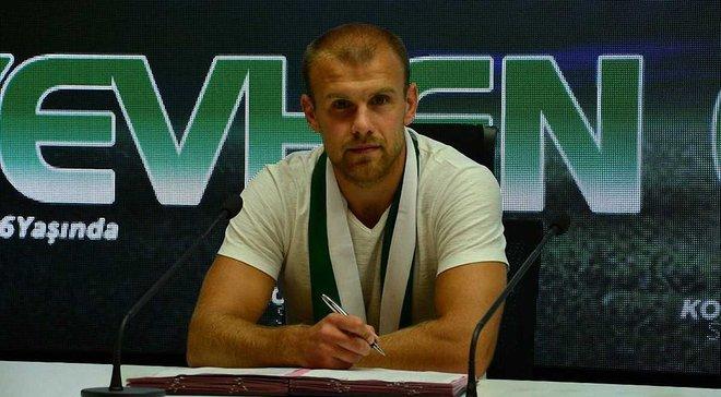 Опанасенко: Хочу стати основним гравцем Коньяспора та потрапити у єврокубки