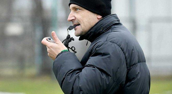 Бойчишин: Смалийчук продолжает выполнять обязанности вице-президента Карпат, также команда может получить нового тренера