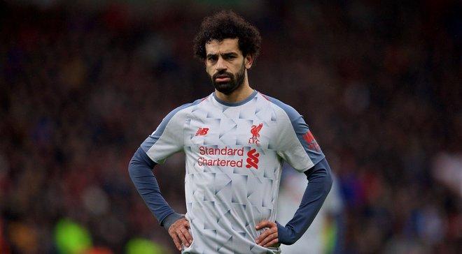 Салах пригрозив покинути Ліверпуль через потенційний трансфер Клоппа