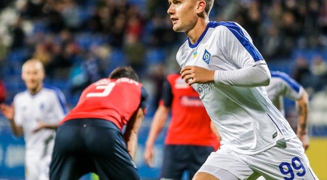 Дуелунд зізнався, що незадоволений кількістю ігрового часу в Динамо