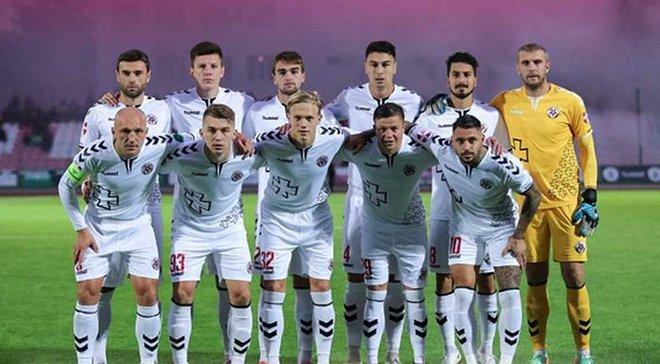 ФФУ зняла 6 очок з Волині через заборгованість перед сербським клубом