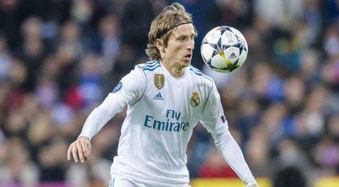 Модрич отклонил первое предложение Реала о продлении контракта
