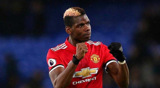 Погба не покине Манчестер Юнайтед у січні, –  The Telegraph