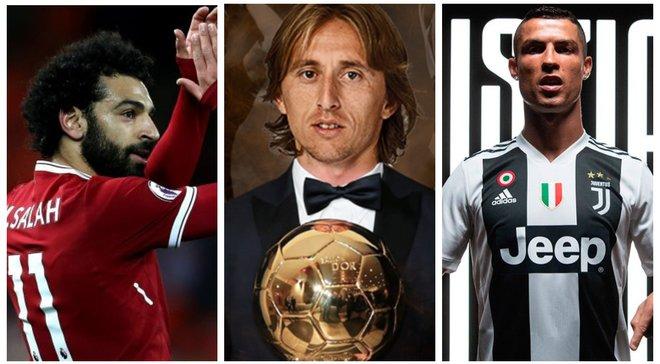 """Роналду в Ювентусі, """"Золотий м'яч"""" Модріча та ще 11 найбільш знакових подій 2018 року у світовому футболі"""